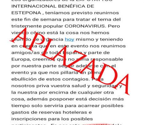 Expotattoo Estepona 2020